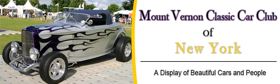 Classic Car Club Mount Vernon NY - Classic car club